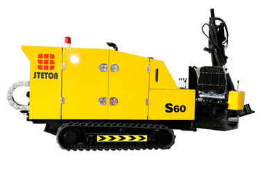S35S60 6Ton Horizontal Directional Drilling Machine 48 Meter Per Min High Speed