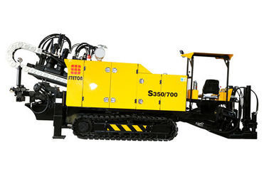 Powerful Diesel  Engine Small Trenchless Drilling Equipment With 320L Mud Pump